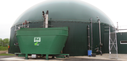 V-BIO solids dispenser