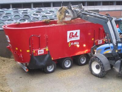 Extension of the product range by three-mixing augers (up to 46m³).